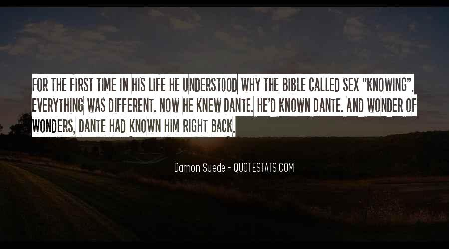 Less Known Bible Quotes #455433