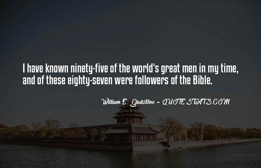 Less Known Bible Quotes #836223