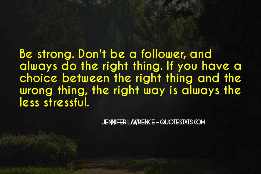 Less Stressful Quotes #1820310