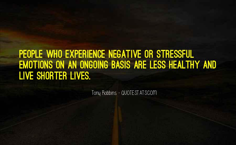 Less Stressful Quotes #204168
