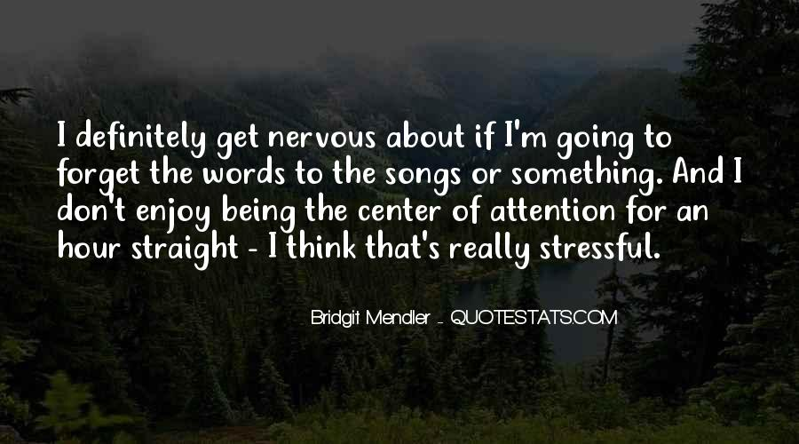 Less Stressful Quotes #280065