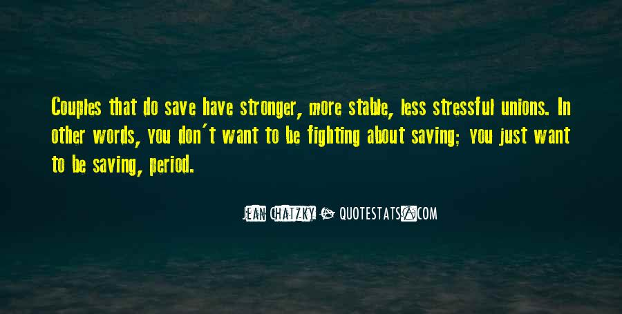 Less Stressful Quotes #601410