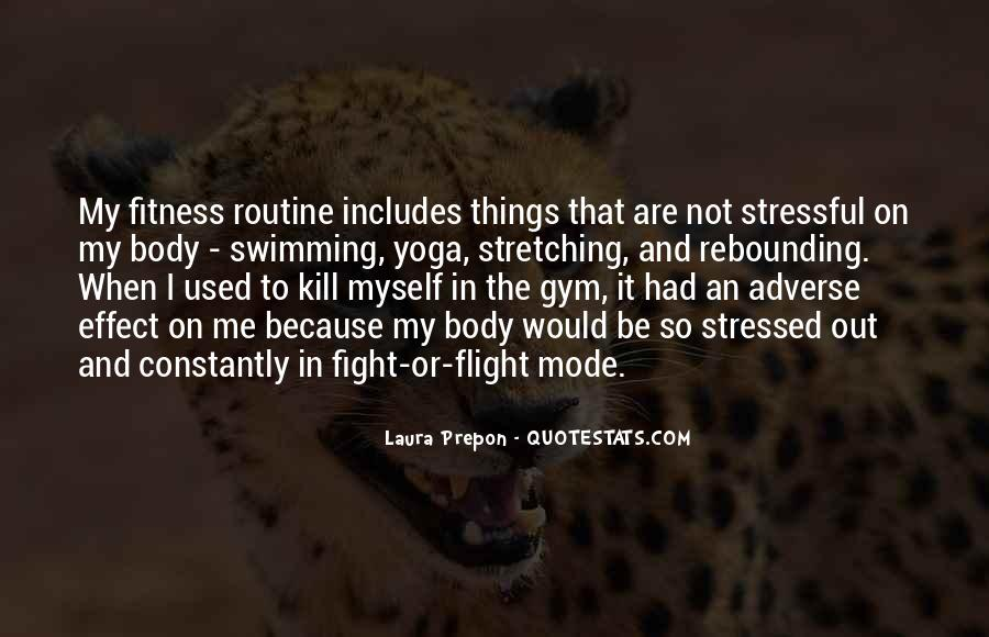 Less Stressful Quotes #85647