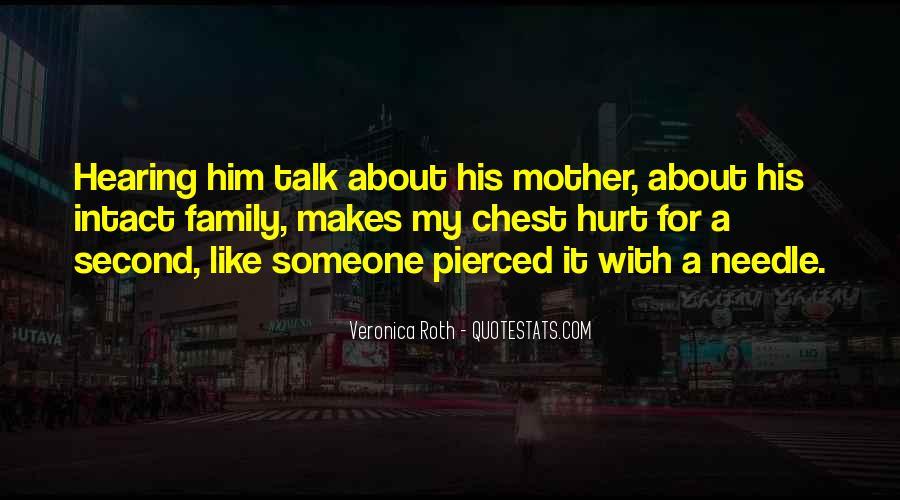Less Talk Less Hurt Quotes #577774