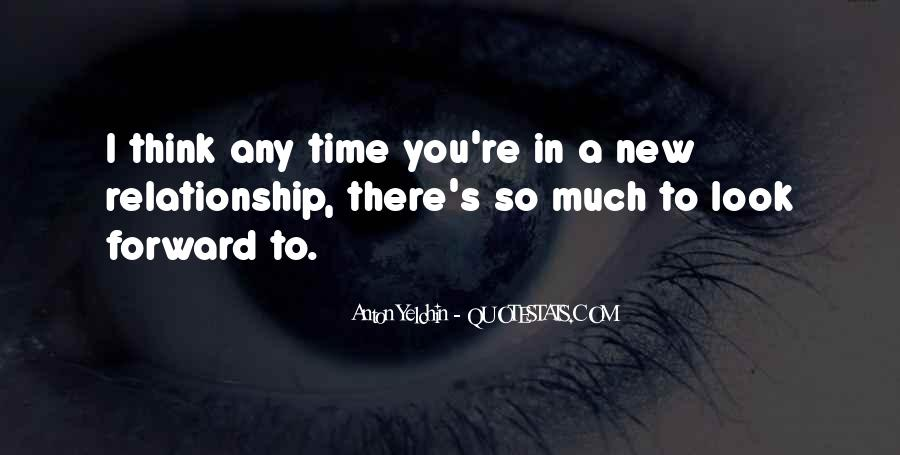Less Time In Relationship Quotes #96322