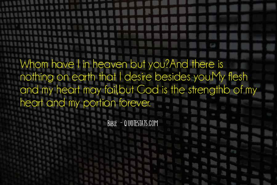 Let Go And Let God Bible Quotes #11571