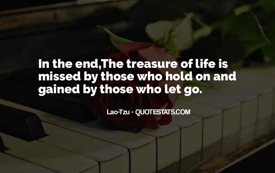 Let Go Hold On Quotes #1377841