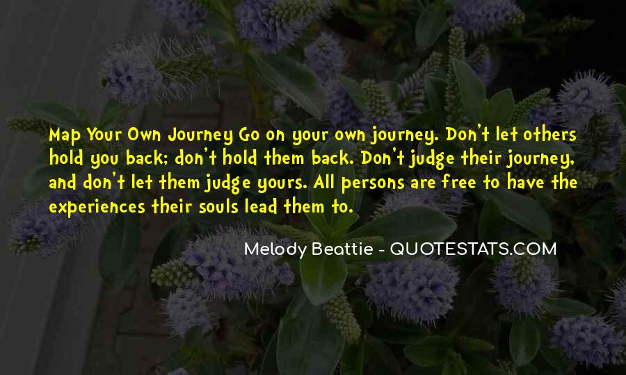 Let Go Hold On Quotes #527174