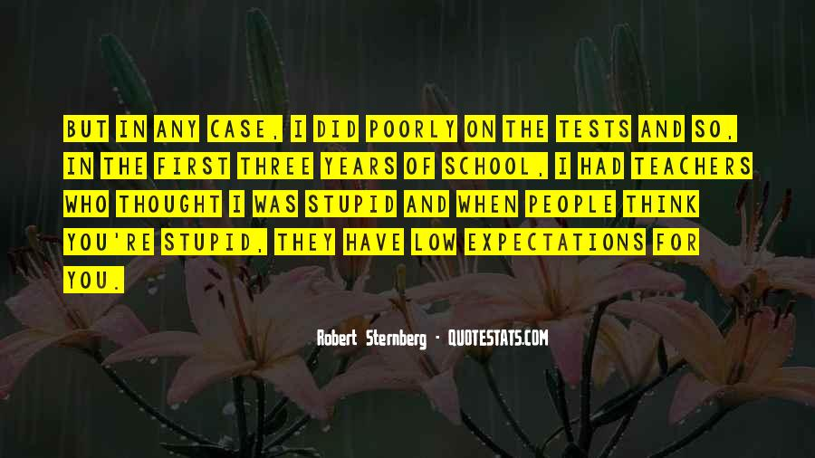 Let Go Of Expectations Quotes #10813