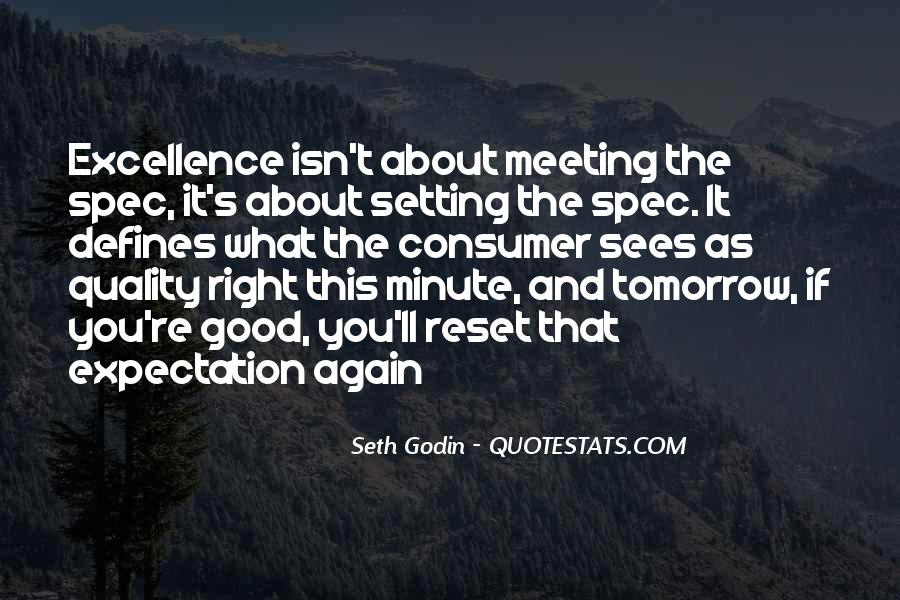 Let Go Of Expectations Quotes #38372