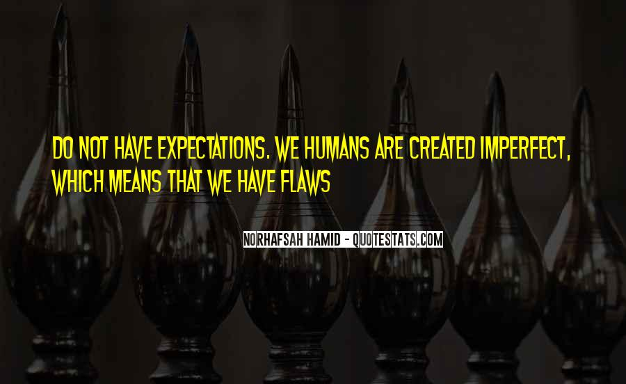 Let Go Of Expectations Quotes #977