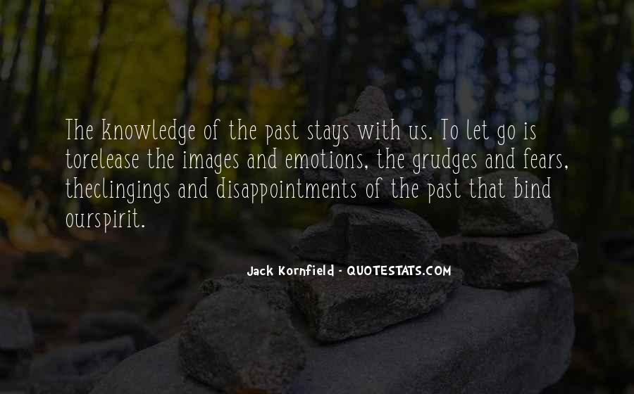 Let Go Of Grudges Quotes #1217146