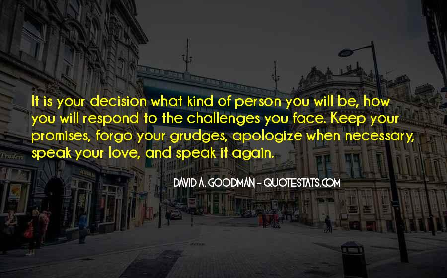 Let Go Of Grudges Quotes #235583