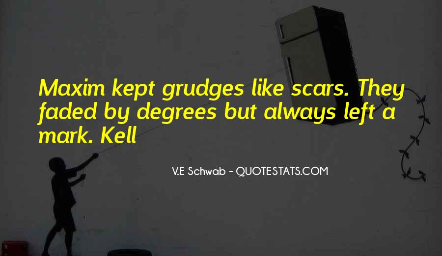 Let Go Of Grudges Quotes #44567