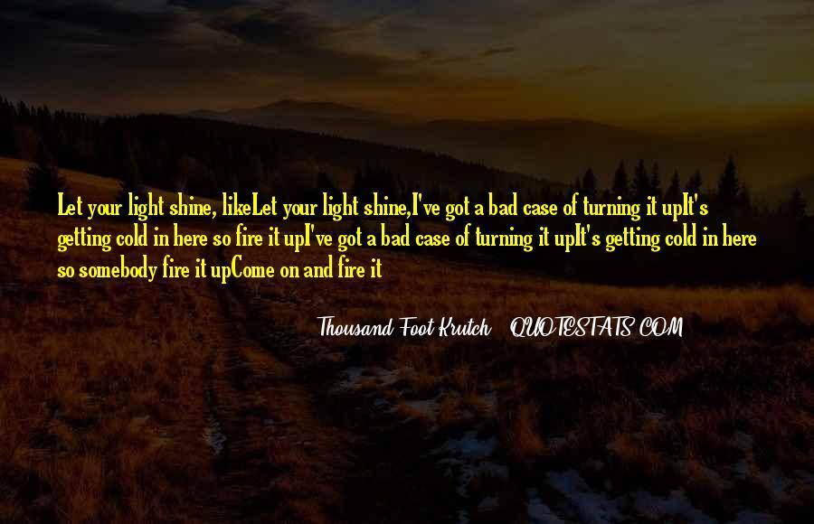 Let It Shine Quotes #1441741