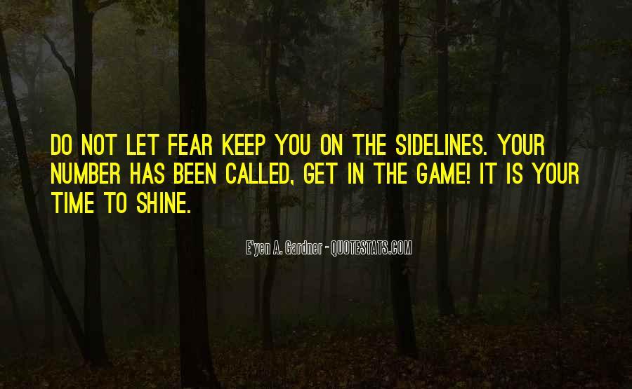 Let It Shine Quotes #1505349