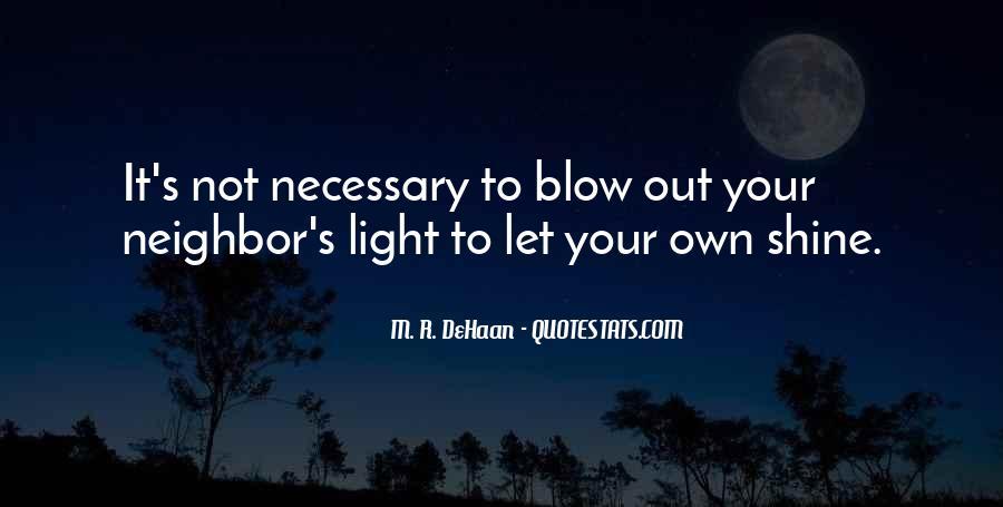 Let It Shine Quotes #1758904