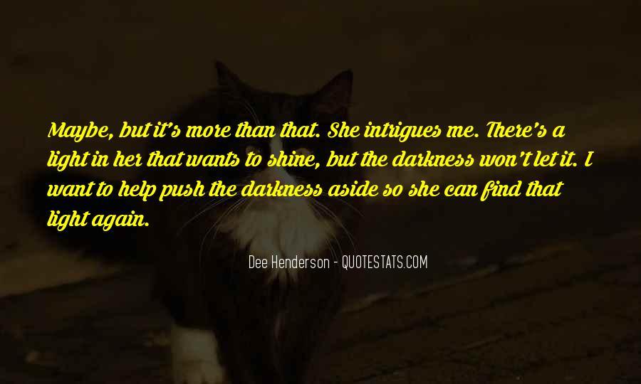 Let It Shine Quotes #26331