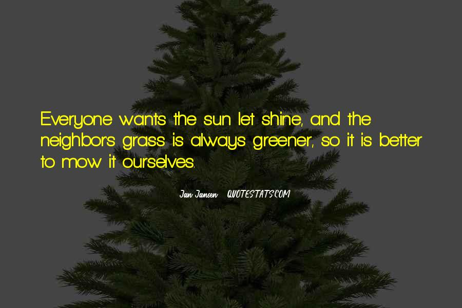 Let It Shine Quotes #447747