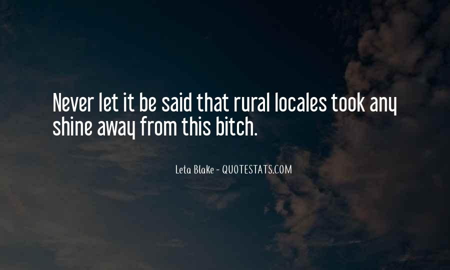 Let It Shine Quotes #456988