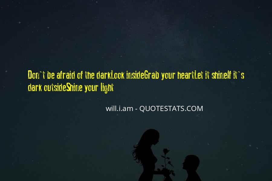 Let It Shine Quotes #600569