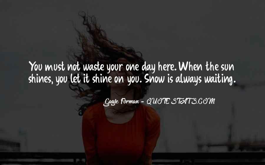 Let It Shine Quotes #966558
