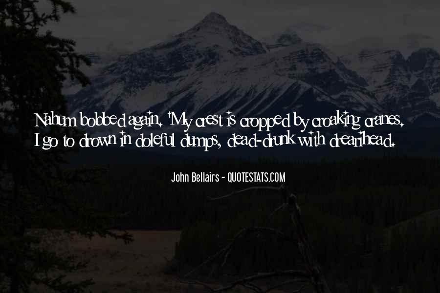 Let Me Drown Quotes #109000