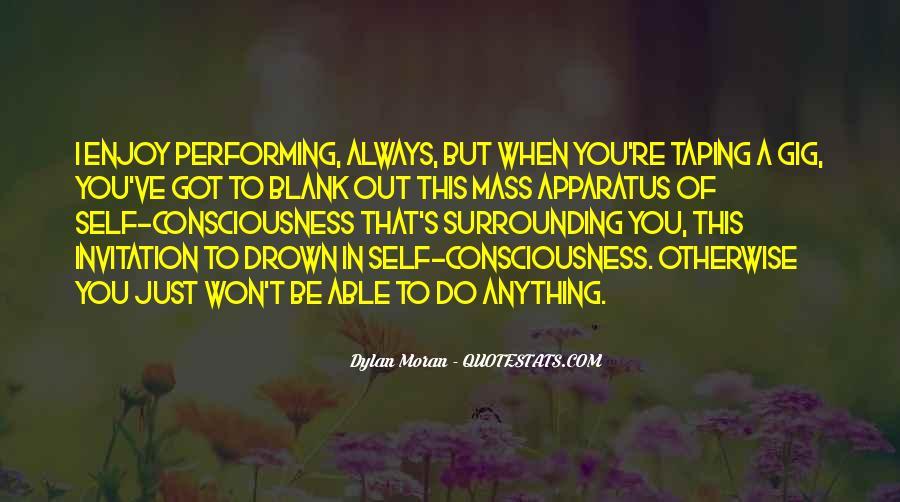 Let Me Drown Quotes #26155