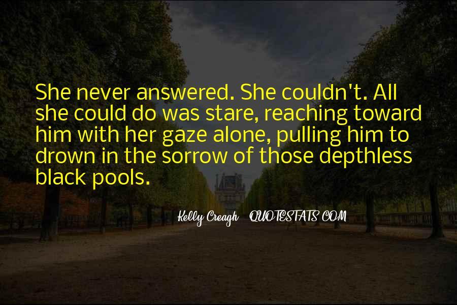 Let Me Drown Quotes #33833
