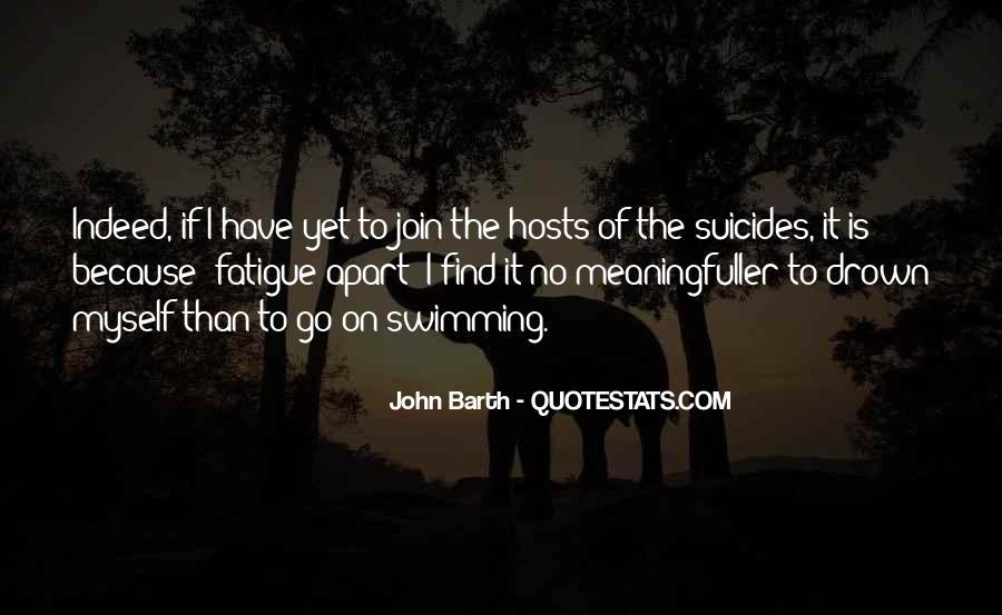 Let Me Drown Quotes #55002