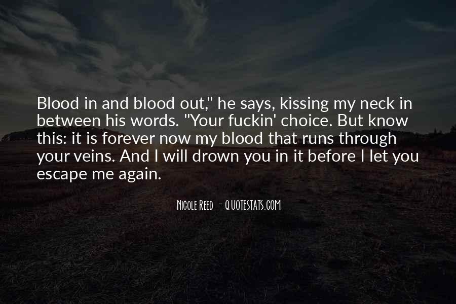 Let Me Drown Quotes #621294