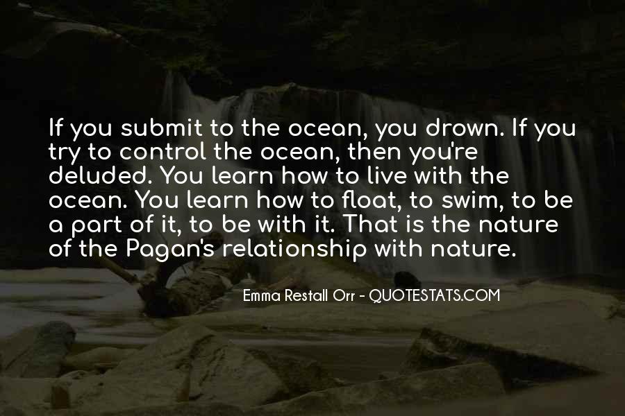 Let Me Drown Quotes #66078