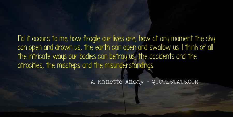 Let Me Drown Quotes #76897