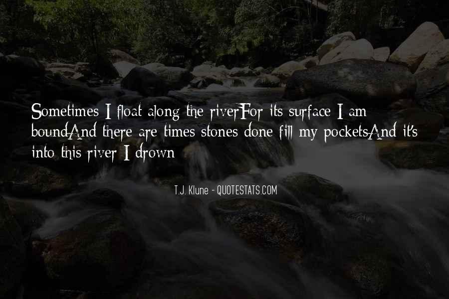 Let Me Drown Quotes #77926