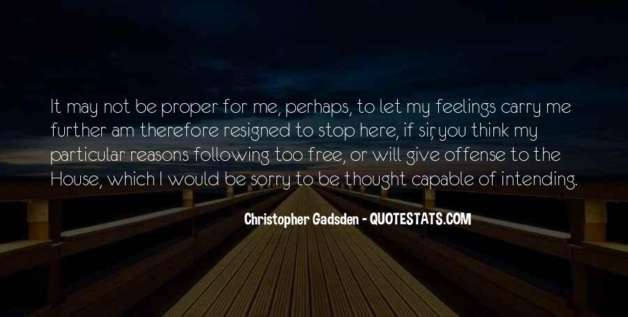 Let Me Free Quotes #696165
