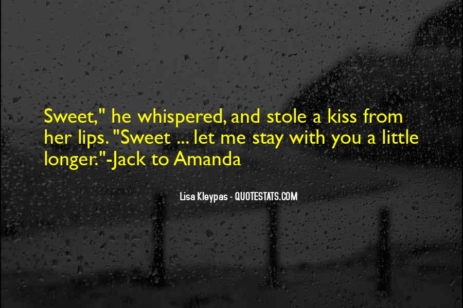 Let Me Kiss You Quotes #958465
