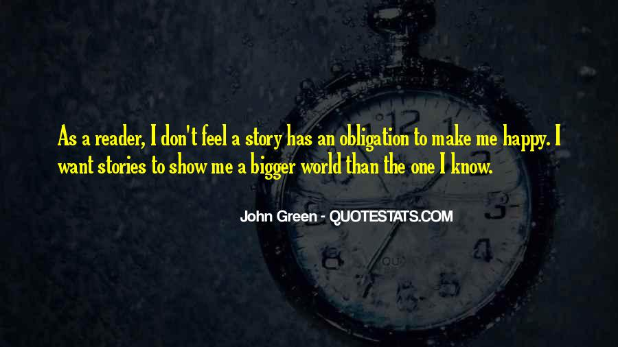 Let Me Show You The World Quotes #36238