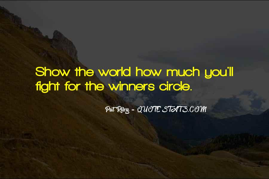 Let Me Show You The World Quotes #51882