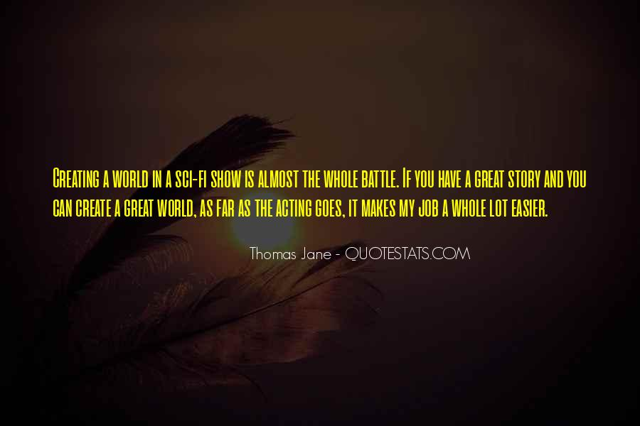Let Me Show You The World Quotes #56392