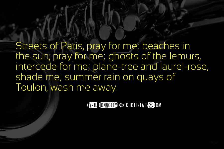 Let The Rain Wash Away Quotes #1689731