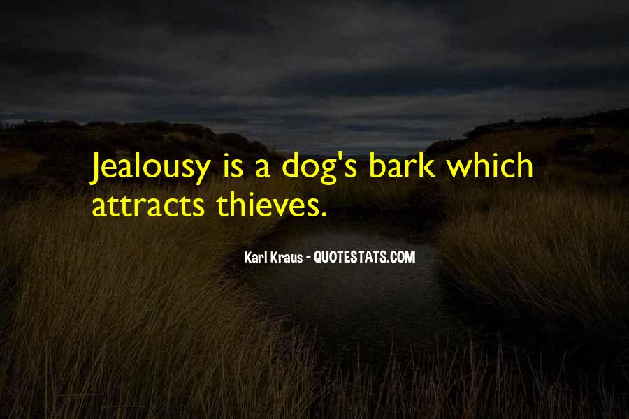 Let Them Bark Quotes #17918