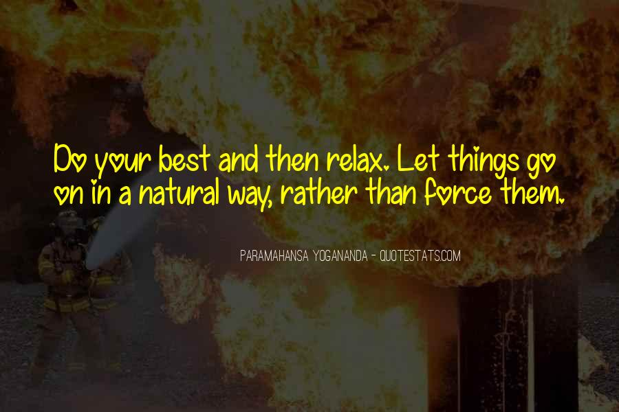 Let Them Go Quotes #121490