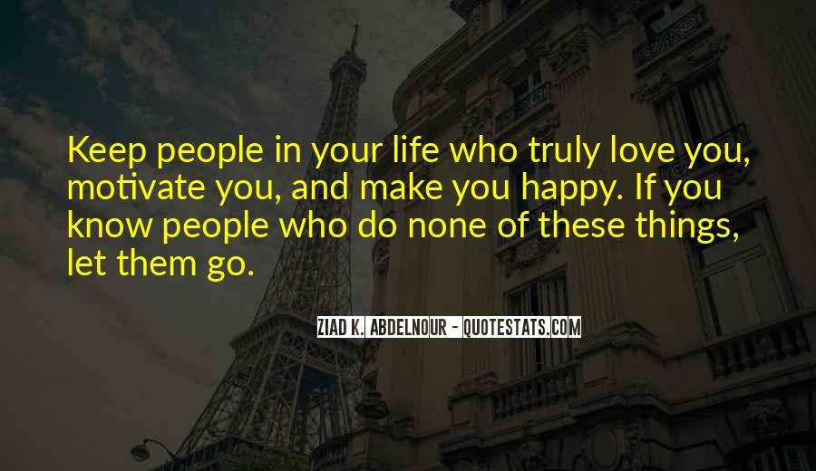 Let Them Go Quotes #195236