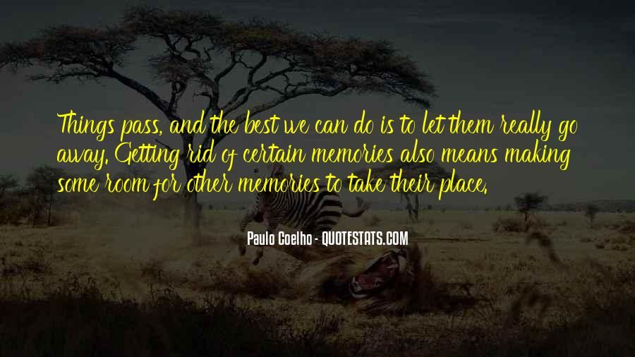 Let Them Go Quotes #222290