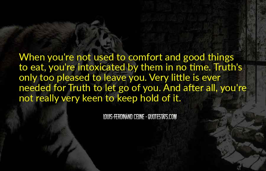 Let Them Go Quotes #230562