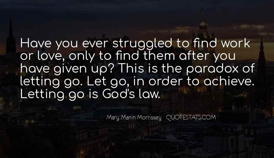 Let Them Go Quotes #251291