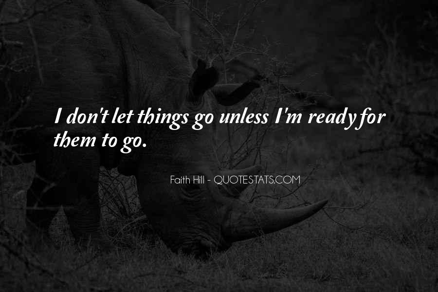 Let Them Go Quotes #274969