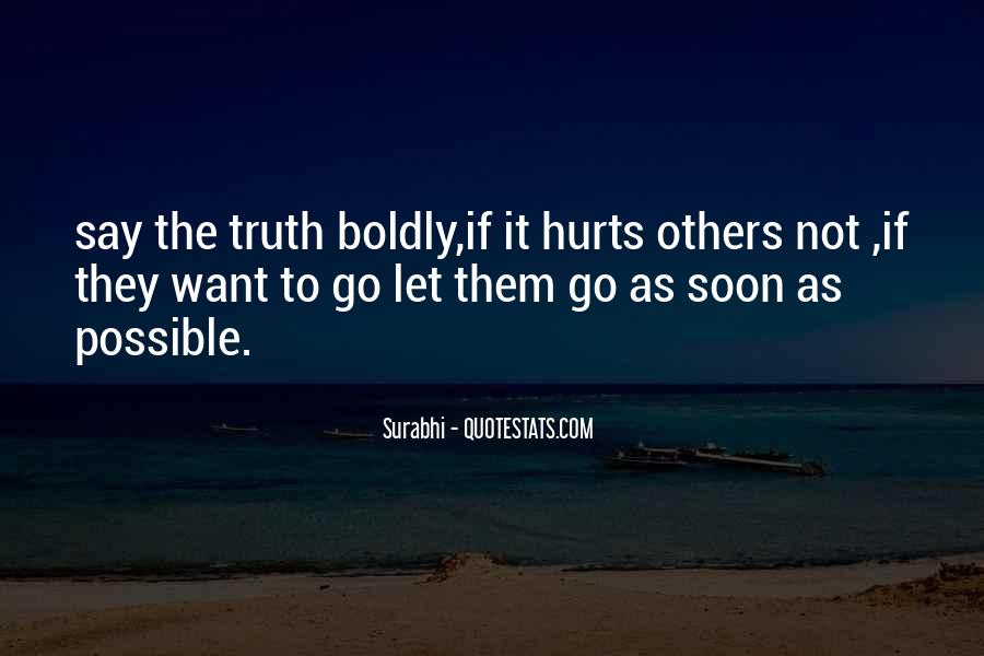 Let Them Go Quotes #286851