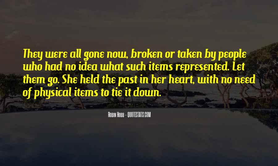 Let Them Go Quotes #304706