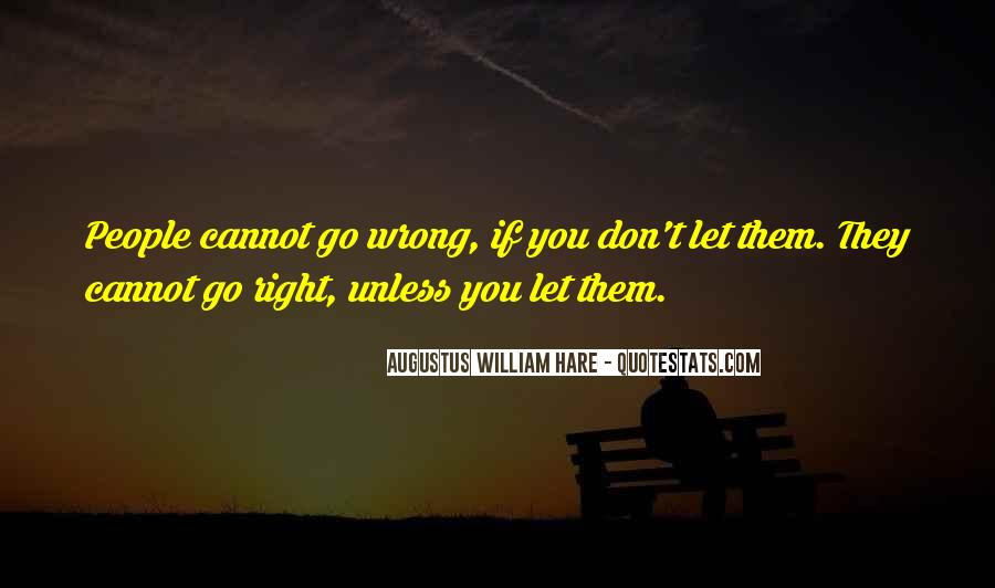 Let Them Go Quotes #60322